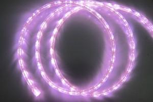 LEDチューブライト ピンク