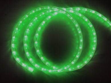 LEDチューブライト グリーン