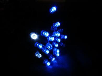 トゥインクルストリングス ブルー&ホワイト