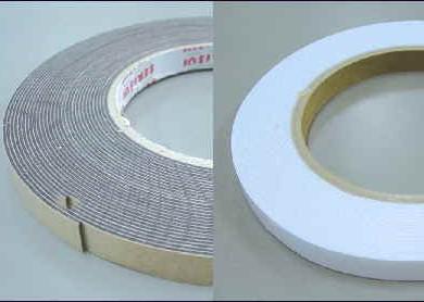 両面テープ 10mm幅 白