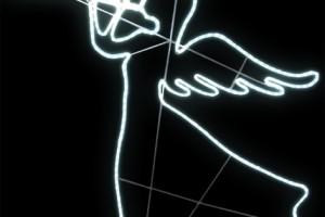 LEDロープライト エンジェル(現在完売中)