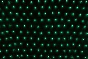 LEDネット グリーン