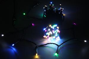 LEDストリングス 5色ミックス