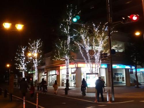 2015 商店街イルミネーション