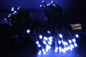 LEDストリングス ホワイト コントローラー付
