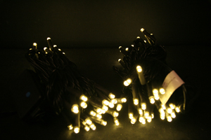 トゥインクルストリングス 電球色&ホワイト