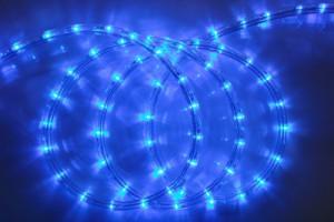 LEDチューブライト ブルー