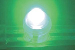 P-50 白・電球色・青・緑