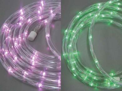 LEDフローラインミニ5m 緑