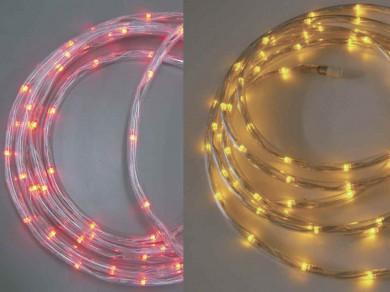 LEDフローラインミニ5m 赤