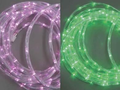 LEDフローラインミニ10m ピンク