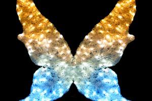 LEDクリスタルグロー バタフライ(現在完売中)