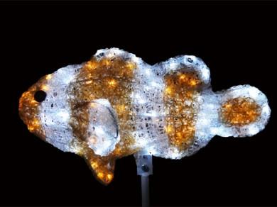 LEDクリスタルグロー カクレクマノミ(現在完売中)
