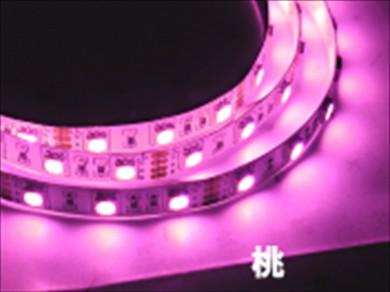 SMDテープライト(5m) 桃