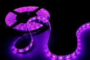 SMDテープライト(5m) 紫